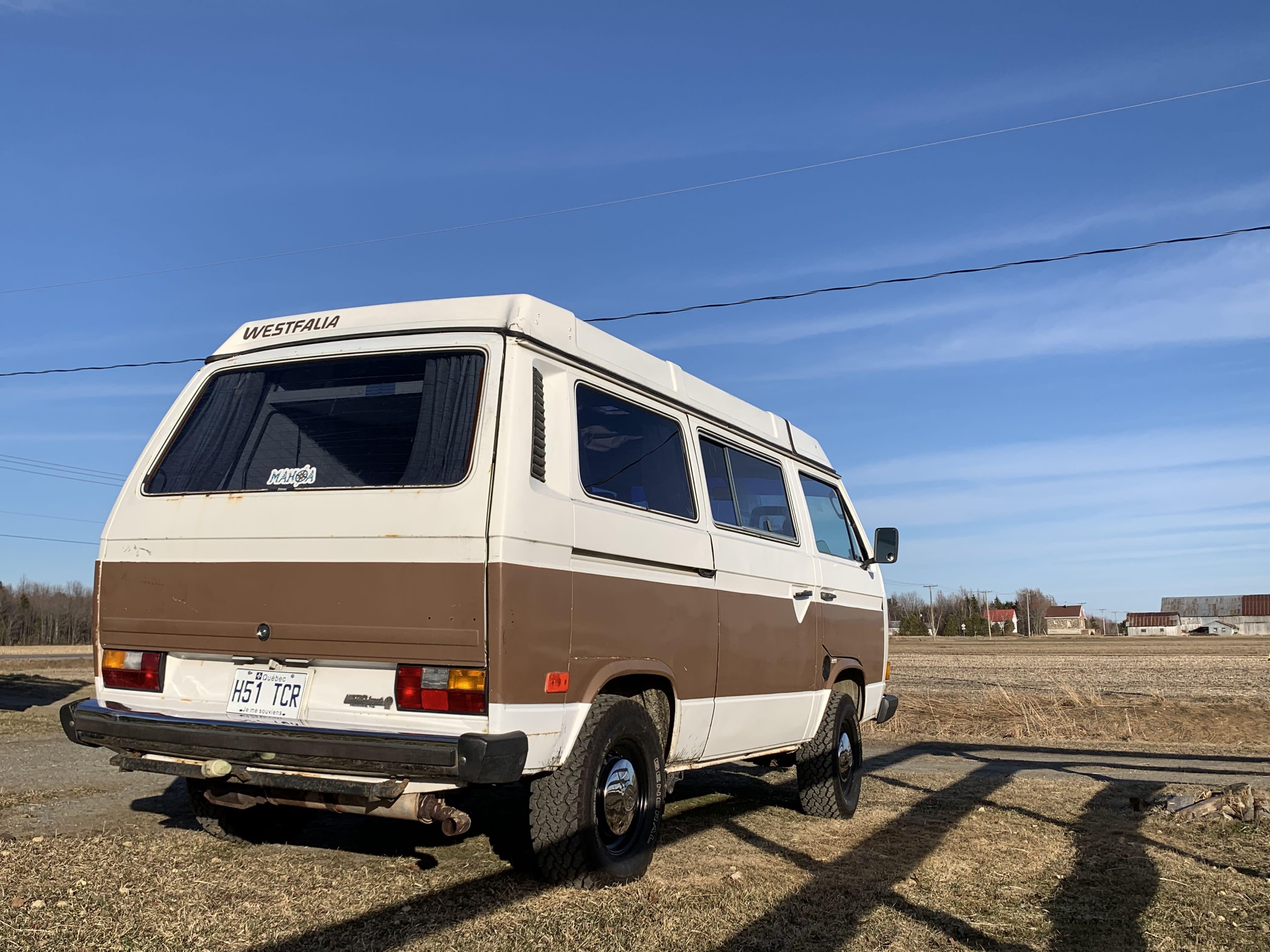 Volkswagen T3 Westfalia 1984