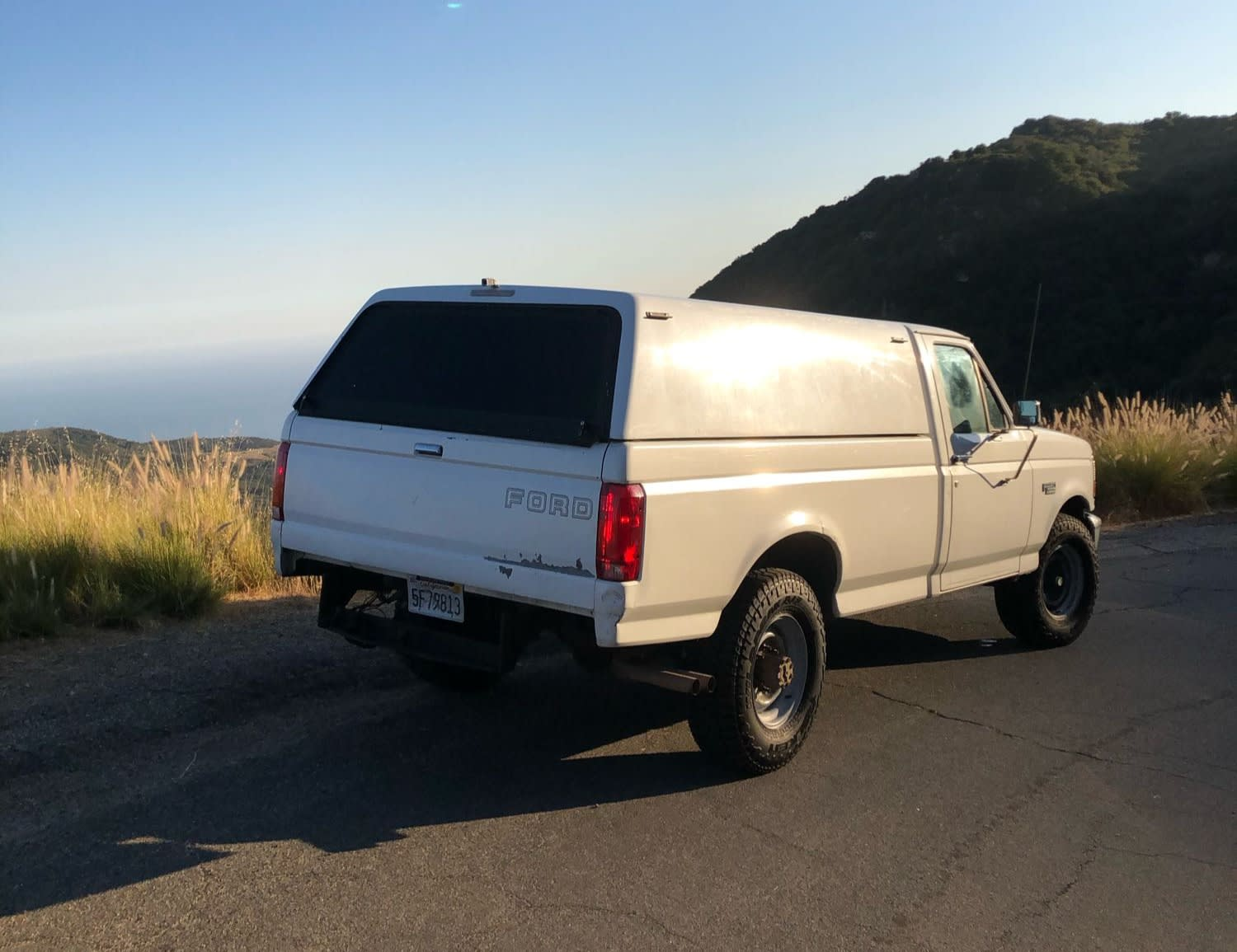 Ford F250 1996