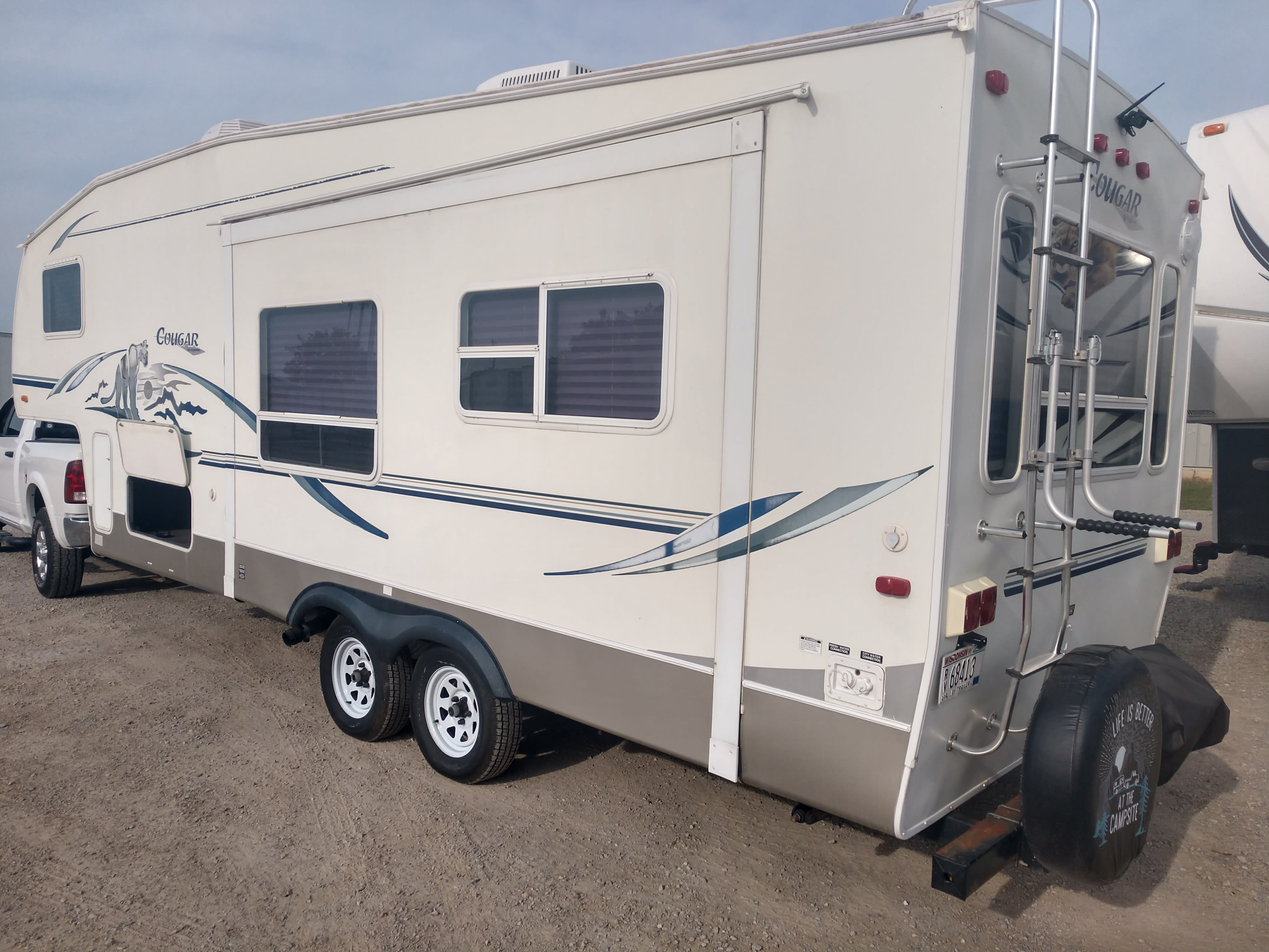 Forest River Cougar Remodeled and Updated 2003