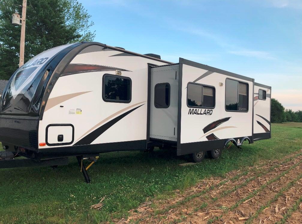 Heartland Mallard M-32 2019