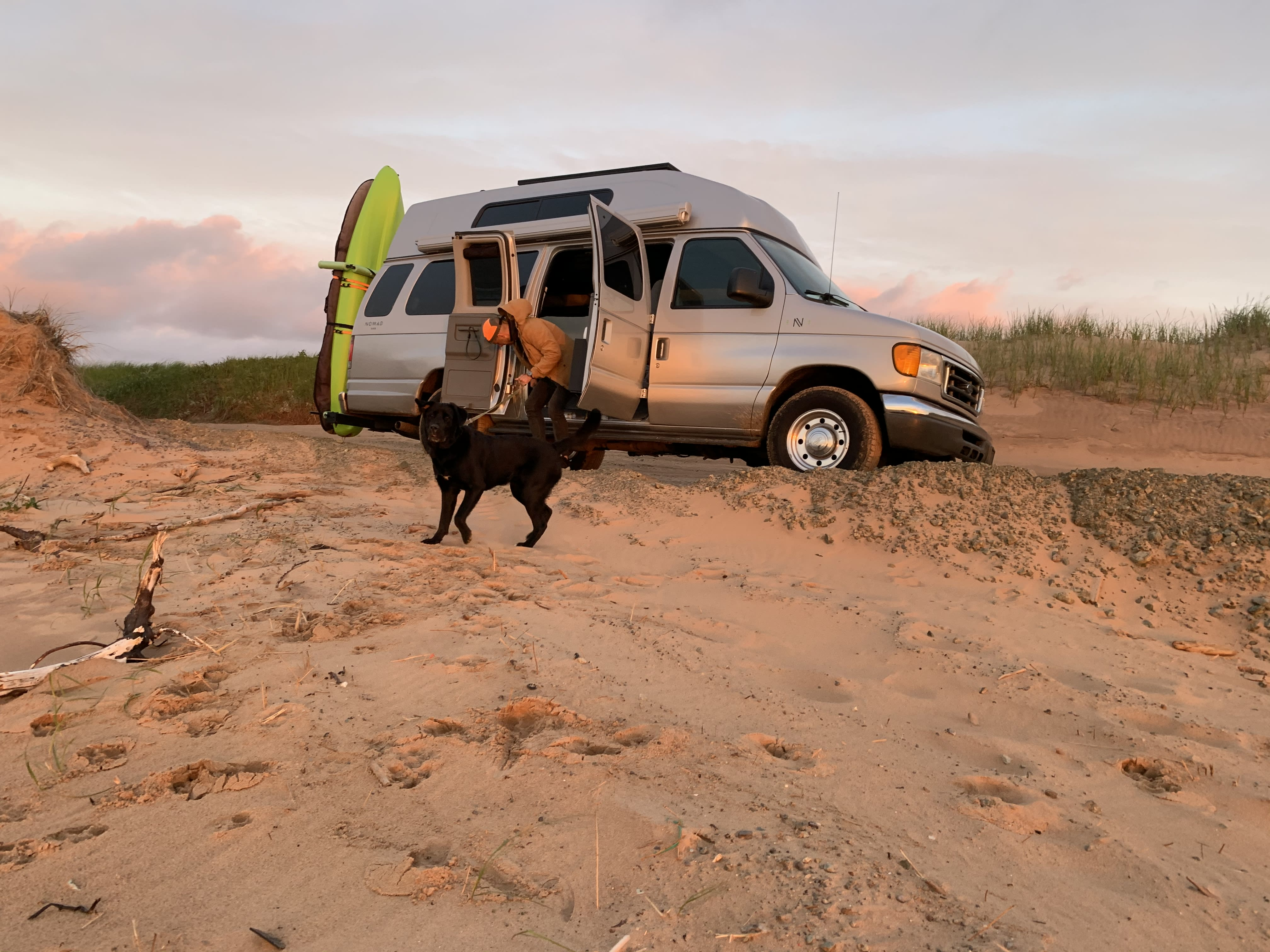 Perfect for your off-grid adventures. Ford Econoline E350 2006