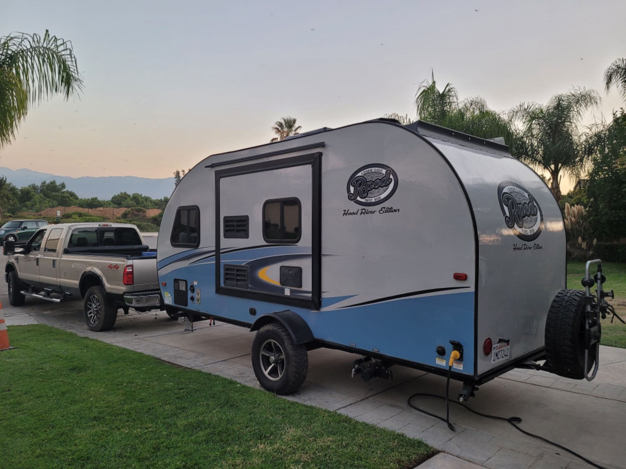 Forest River R-Pod 180 2019
