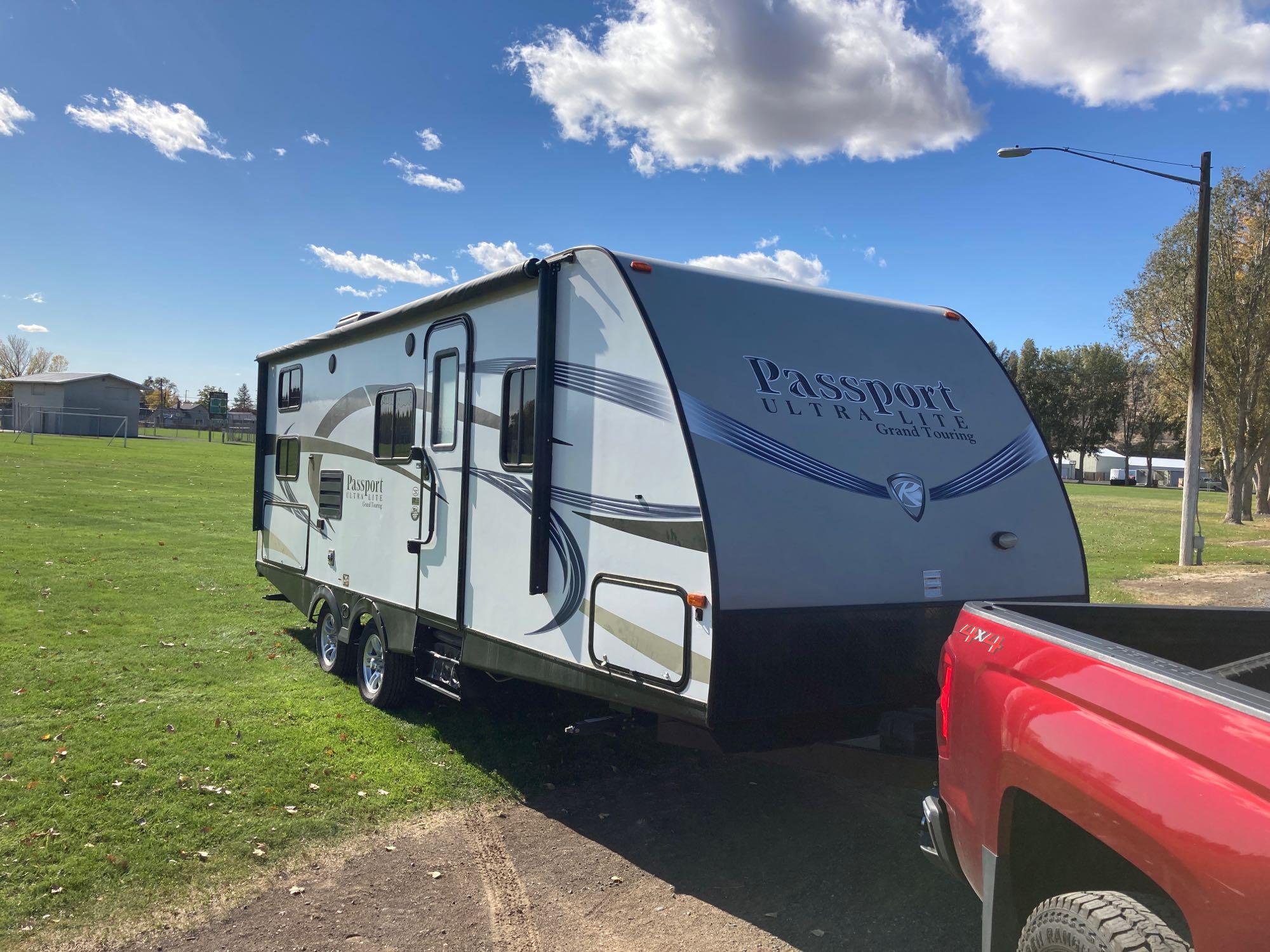 Keystone Camplite Ultra 2016