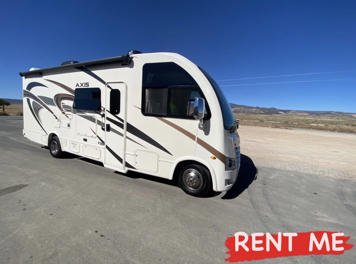 Compact Ready for Newbies!. Thor Motor Coach Axis 2020