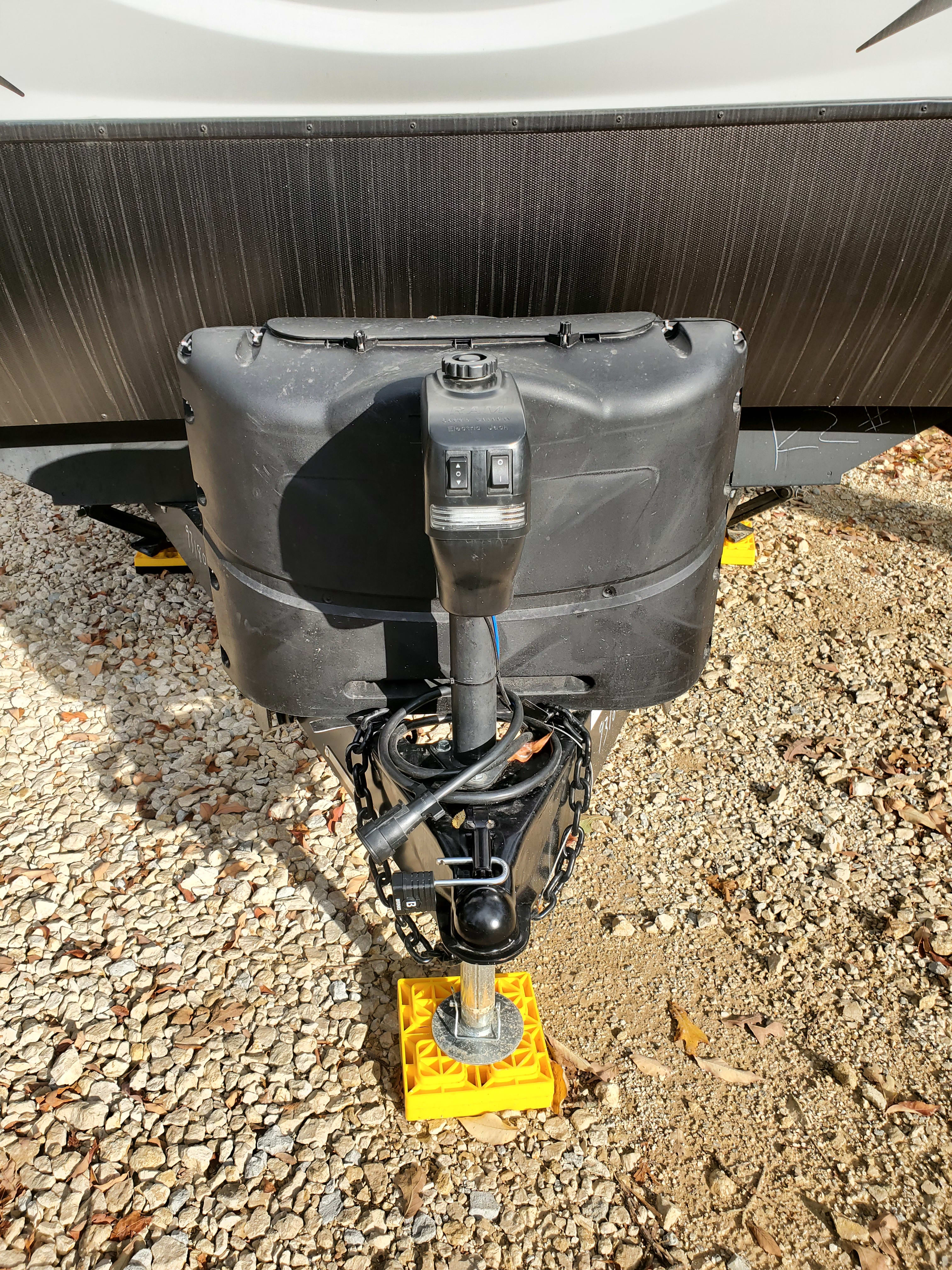 Power Tongue Jack. K-Z Manufacturing Connect 2021