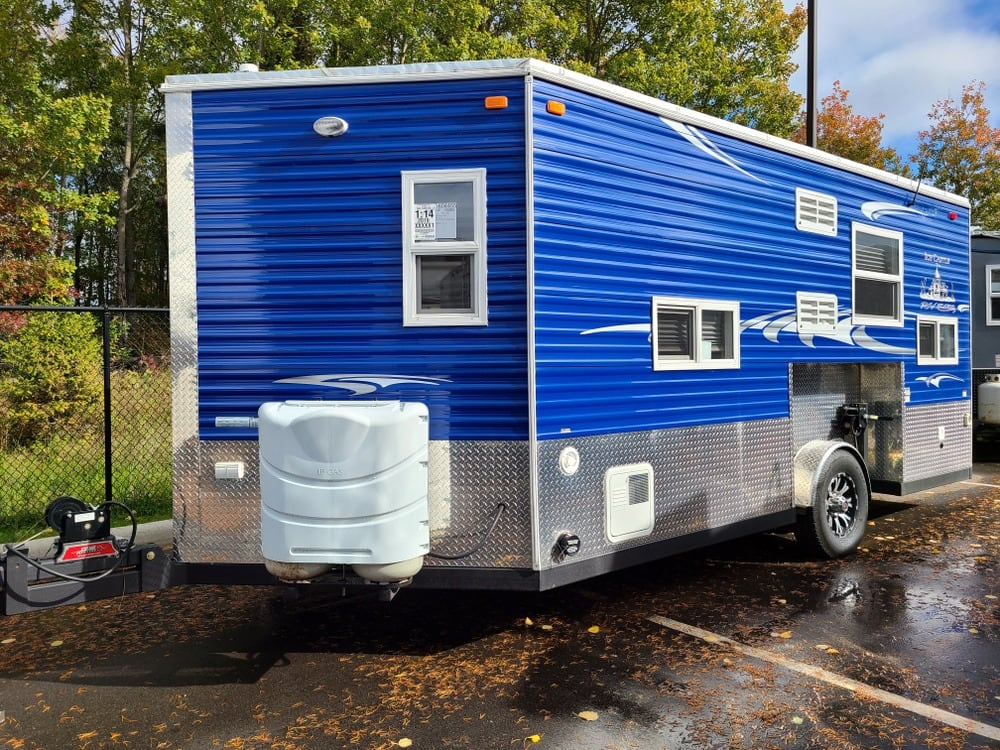 Ice Castle Fish Houses Rv Edition Standard 2019