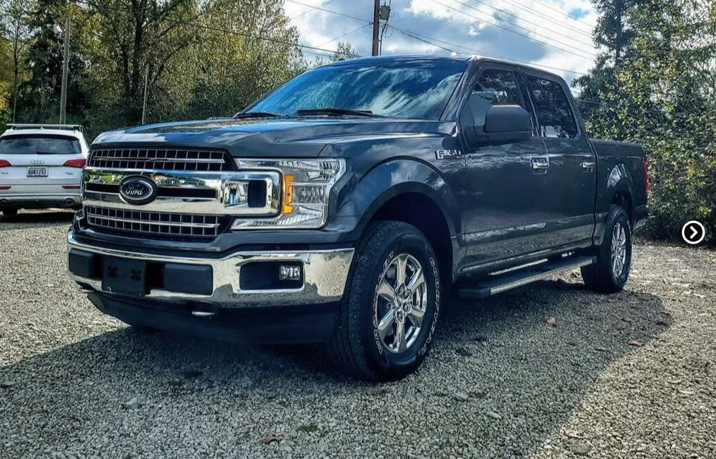 Ford Ford F150 2019