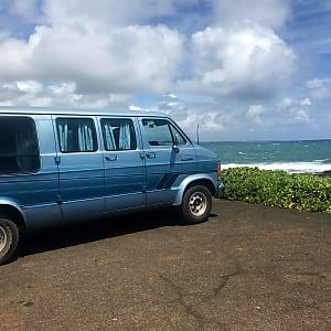 1992 Ford Econoline Club Wagon