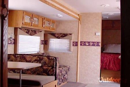 33′ Timberlodge Bunkhouse  Phoenix, AZ