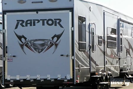 35′ Raptor 5th Wheel  Phoenix, AZ