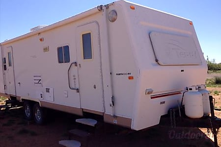 0Terry EX Trailer  Huachuca City, Arizona