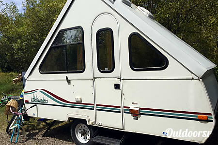 "0""The Manper"" - 2001 Chalet Rv Alpine  Richmond, California"