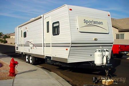 031′ Sportsman Bunkhouse  Phoenix, AZ