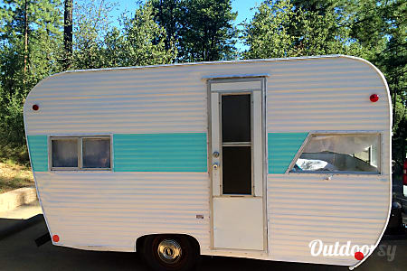 1972 Other Field and Stream Vintage Trailer  Marina Del Rey, CA