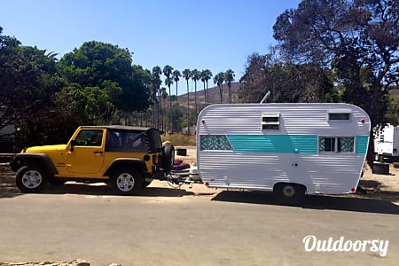 01972 Other Field and Stream Vintage Trailer  Marina Del Rey, CA