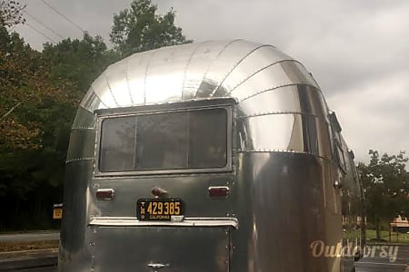 "1953 Airstream Liner: ""Coco""  Jemez Springs, NM"