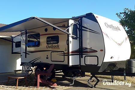 02015 Keystone Outback Terrain  Sacramento, CA