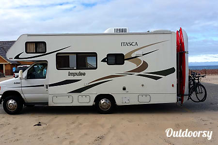02008 Winnebago Itasca Impulse  Grand Rapids, MI