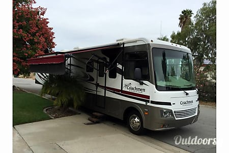 02012 Coachmen Mirada  Lakeside, CA