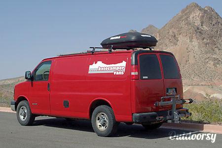 Red Van  Salt Lake City, UT