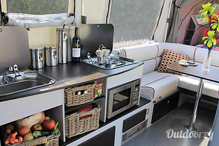 2016 Opus Folding Camper  Gig Harbor, WA