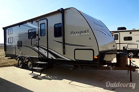 2016 Keystone Passport 2400BH Happy Camper RV Rental #3  Lake Worth, FL