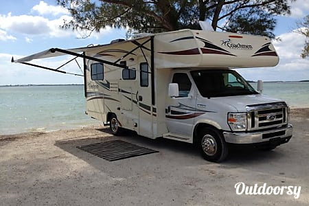02016 Coachmen Freelander 21 QB Happy Camper RV Rental #2  Lake Worth, FL