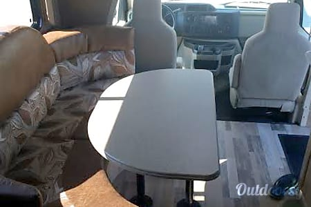2016 Coachmen Freelander 21 QB Happy Camper RV Rental #2  Lake Worth, FL