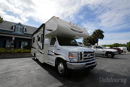 02015/2016 Coachmen Freelander 21 QB Happy Camper RV rental#1  Lake Worth, FL