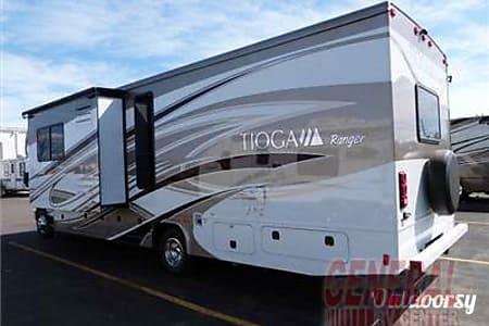 02008 Fleetwood Tioga 31 FT  Santa Clara, CA