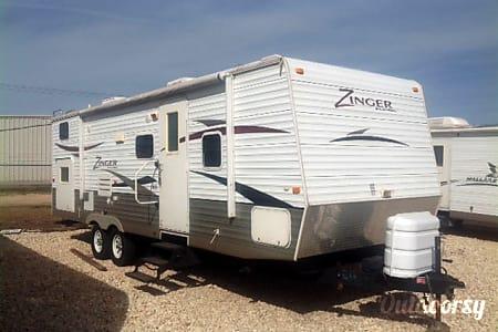 026' Zinger Travel Trailer  Pflugerville, TX