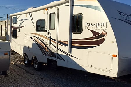 026' Passport Grand Touring Travel Trailer  Pflugerville, TX