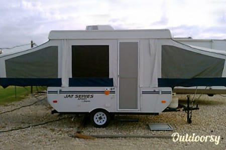 010' Jayco Popup Camper  Pflugerville, TX