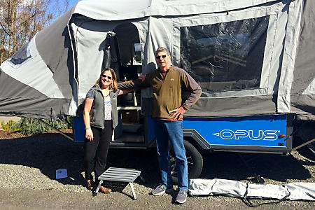 02016 Opus Folding Camper  Gig Harbor, WA