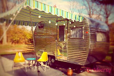 1958 FAN Travel Trailer  Cincinnati, OH