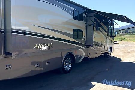 2015 Allegro Open Road Bunkhouse  San Jose, CA
