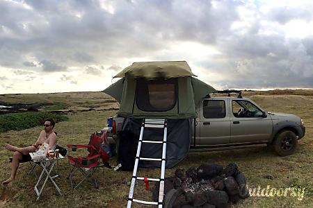 4WD Nissan Frontier Camper  Hilo, HI
