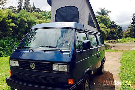 1990 Volkswagen Westfalia Camper -  Paia, HI