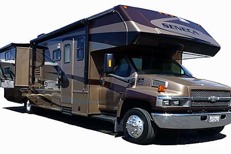 036' Jayco Seneca Diesel w/Two Slides + Bunk Beds (43)  San Marcos, CA