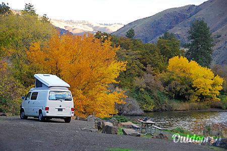 0Peace Vans Rentals #8: Quinault - Eurovan Full Camper  Seattle, WA