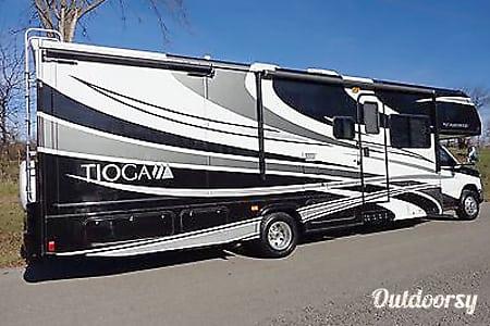 02012 Fleetwood Tioga  Benicia, CA