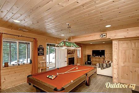 1999 Adirondack Mountain Cabin  Cle Elum, WA