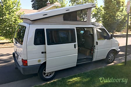 0Mobe - The 1995 Winnebago Eurovan Camper  Denver, CO