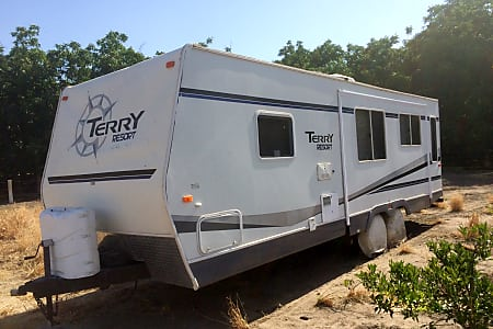 2007 Terry 260rls  Visalia, CA