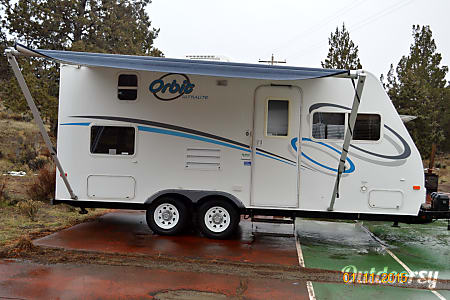 2007 Fleetwood Orbit  Terrebonne, OR