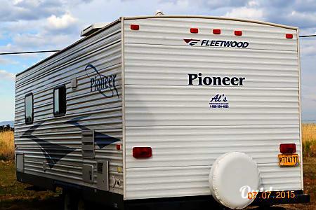 02006 Fleetwood Pioneer  Terrebonne, OR