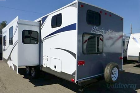 2013 Cruiser Rv Corp Shadow Cruiser  Dallas, Texas