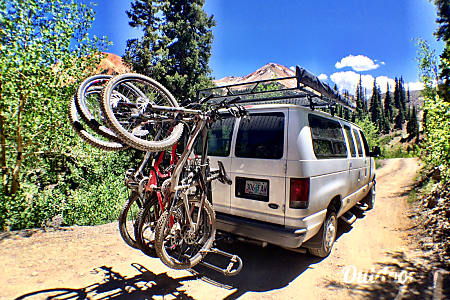 0Ford E150- 2 Person Fully Stocked Camper Van  Bend, OR