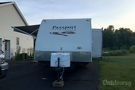 2012 Keystone Passport-Delivery Available  Howell, MI