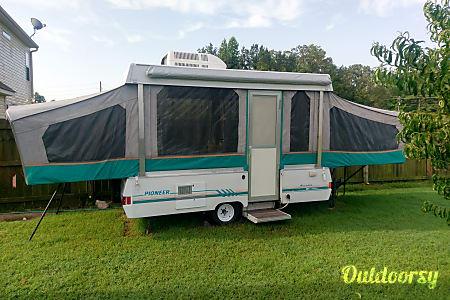01993 Coleman Pioneer Arcadia  Garner, NC